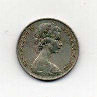 Australia - 1972 - 20 Centesimi - Vedi Foto - (MW1700) - Australia