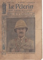 LE PELERIN 1917 9 Décembre Général Allenby, Ramley, Israël , ... - Livres, BD, Revues