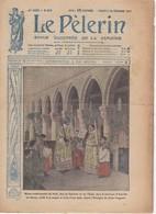LE PELERIN 1917 30 Décembre Messe De Noël, Général Allenby à Jérusalem, - Livres, BD, Revues