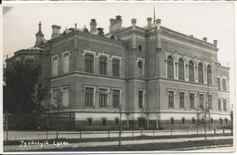 Finland Postcard Sent To Denmark 3-4-1940 KRIGSCENSORED (Jyväskyia Lysco) - Finland
