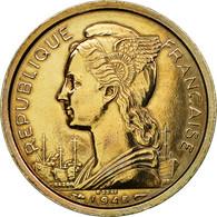 Monnaie, Réunion, 2 Francs, 1948, Paris, ESSAI, SUP+, Copper-nickel, KM:E4 - Reunion