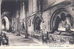 CPA TREGUIER -cathédrale - Tréguier