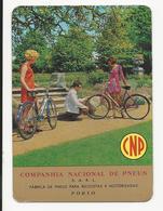 Calendar * Portugal * 1969 * Companhia Nacional De Pneus * Porto - Calendars