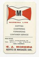 Calendar * Portugal * 1979 * Moreira Line - Calendars
