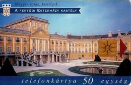 TARJETA TELEFONICA DE HUNGRIA. CASTILLOS, FERTÖD, HU-P-1997-19A. (164) - Hungría