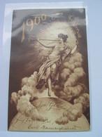 Cpa  1900 - Art Nouveau - - Illustrateurs & Photographes