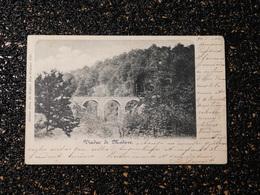 Viaduc De Modave, 1900, Timbre (A6) - Modave