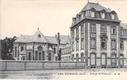 27 - EVREUX : Collège Saint François - CPA - Eure - Evreux
