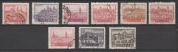 Pologne : Joli Lot De Timbres Oblitérés Polonais Anciens - 1939-44: 2. WK