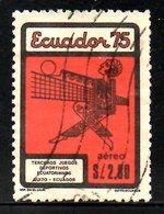 EQUATEUR. PA 598 Oblitéré De 1975. Volley. - Voleibol