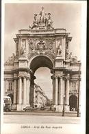 Portugal & Circulated, Lisbon, Arch Of Augusta Street, Cadaval, Prophylactic And Healing Astenia Gripal, Alpedrinha (686 - Monumenten