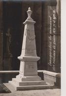 57 - ILLANGE - INAUGURATION DU MONUMENT DES VICTIMES DE GUERRE - Andere Gemeenten