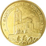 France, Jeton, Jeton Touristique, 43/ Saint-Michel D'Aiguilhe - Chapelle, 2012 - France