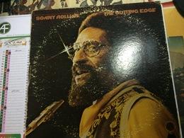 SONNY ROLLINS- THE GUTTING EDGE-DISQUE 33 T - Vinyl Records