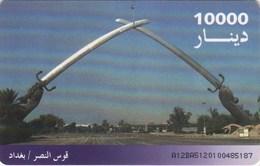 *IRAQ* - Scheda Usata - Iraq