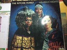 THE RITCHIE FAMILY-ARABIAN NIGHTSDISQUE 33 T - Vinyl Records