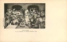 271018 A - 75 PARIS GRANDES ECOLES - Ecole Centrale - Chahut Bizuth 1904 Laïus Bodin Asiatique Chinois Déguisement - Enseignement, Ecoles Et Universités