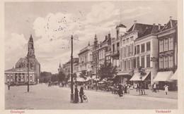 GRONINGEN , VISCHMARKT - Groningen