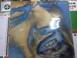 JOE COCKER- SHEFFIELD STEEL-DISQUE 33 T - Vinyl Records