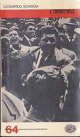 L'onorevole. Dramma In Tre Atti. Rilegatura All'americana – 1965 Di Leonardo Sciascia . - Books, Magazines, Comics