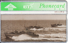 UK - D Day 3/Motor Torpedo Boats(BTC113), CN : 425A, Used - Army