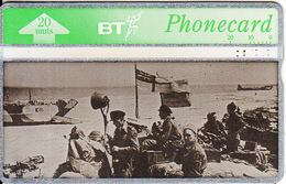 UK - D Day 2/Beachmasters HQ(BTC112), CN : 405K, Used - Army