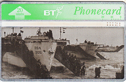 UK - D Day 1/Landing Craft(BTC111), CN : 405K, Used - Army