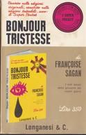FRANCOISE SAGAN: BONJOUR TRISTESSE Del 1965. - Società, Politica, Economia