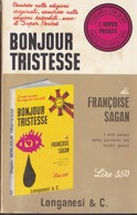 FRANCOISE SAGAN: BONJOUR TRISTESSE Del 1965. - Libri, Riviste, Fumetti