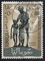 SOMALIA - 1964 - Yvert Posta Aerea 33, Obliterato. - Somalia (1960-...)