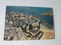 Saint Malo, Vue Générale - Saint Malo