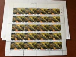 San Marino Europa E0.65  M/s 1999 Mnh - San Marino