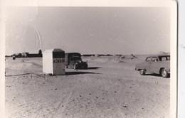 Lot De 6 Photos Afrique Traversée Du Sahara (Algérie) Bornes Kilometrique  ADRAR Colomb Bechar ..... - Lieux