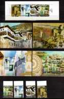2018 Greece - Euromed Joint Issue - Complete Set Of 4v + 4 MS + Booklet - MNH** - Gemeinschaftsausgaben
