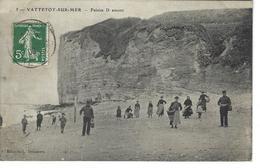 Vattetot Sur Mer Falaise D'amont - France