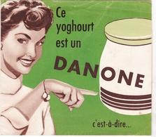 Publicité Yoghourt DANONE - Advertising
