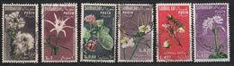 SOMALIA - 1955/1954 - Lotto Di Sei Valori Obliterati: Yvert 238/242 E 257. - Somalia (AFIS)