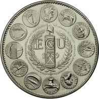 France, Médaille, Ecu Europa, Marianne, 1989, Rodier, FDC, Copper-nickel - France