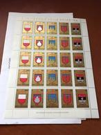 San Marino Coat Of Arms M/s 1974 Mnh - San Marino