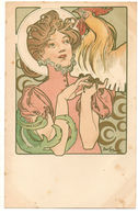 MUCHA ALPHONSE Cartolina / Post Card #17 - Mucha, Alphonse