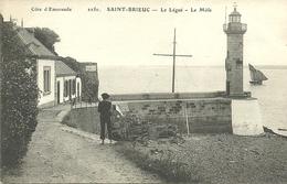 SAINT-BRIEUC  -- Le Légué - Le Môle                                                                   -- ELD 2250 - Saint-Brieuc
