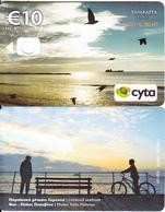 CYPRUS - Limassol Seafront(0217CY, No Notch), Error(no Chip), 03/17 - Cyprus