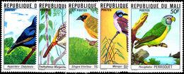 Mali 1977 Mali Birds Unmounted Mint. - Mali (1959-...)