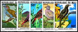 Mali 1978 Mali Birds Unmounted Mint. - Mali (1959-...)