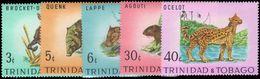 Trinidad & Tobago 1971 Trinidad Wildlife Unmounted Mint. - Trinidad & Tobago (1962-...)
