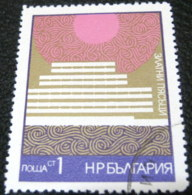 Bulgaria 1972 Black Sea Resorts 1 Ct - Used - Gebraucht