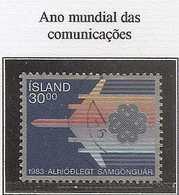 LSJP ICELAND WORLD YEAR COMMUNICATIONS AIRCRAFT 1983 - 1944-... Republik