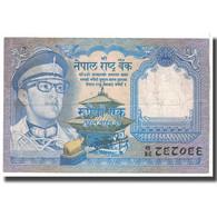 Billet, Népal, 1 Rupee, 1974, KM:22, TB - Népal