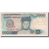 Billet, Indonésie, 1000 Rupiah, 1987, KM:124a, B - Indonésie