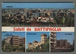 V6293 SALUTI DA BATTIPAGLIA VEDUTE (m) - Battipaglia